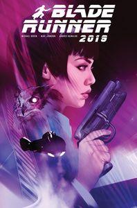 [Blade Runner 2019 #1 (Forbidden Planet Ben Oliver Exclusive Variant) (Product Image)]