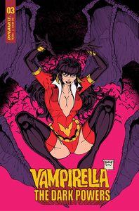 [Vampirella: Dark Powers #3 (Cover C Robson) (Product Image)]