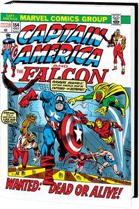 [Captain America: Omnibus: Volume 3 (Buscema DM Variant Hardcover) (Product Image)]