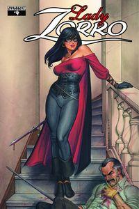 [Lady Zorro #4 (Product Image)]