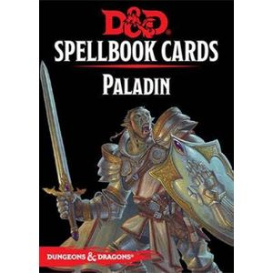 [Dungeons & Dragons: Spellbook Cards: Paladin (Product Image)]