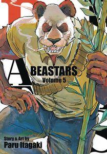 [Beastars: Volume 5 (Product Image)]