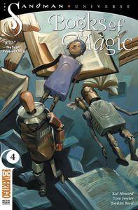 [Books Of Magic #4 (Product Image)]