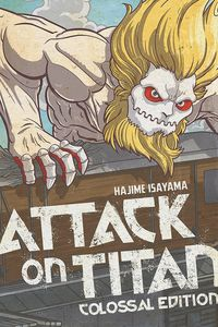[Attack On Titan: Colossal Edition: Volume 6 (Product Image)]