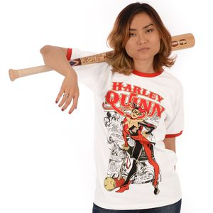 [Harley Quinn: T-Shirt: Comic Strip (Product Image)]