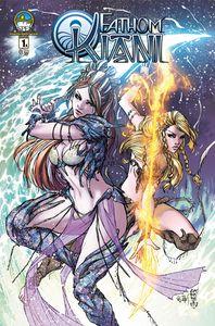[Fathom/Kiani: Volume 4 #1 (Direct Market Cover A) (Product Image)]