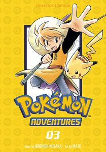 [Pokemon Adventures Collectors Edition: Volume 3 (Product Image)]