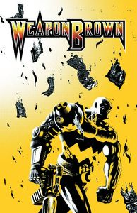 [Weapon Brown (Hardcover - Omega Edition) (Product Image)]