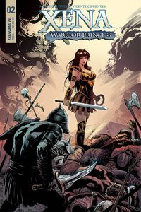 [Xena #2 (Cover B Cifuentes) (Product Image)]