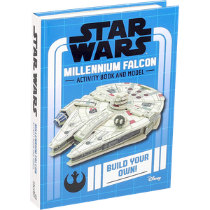 [Star Wars: Build Your Own: Millennium Falcon (Hardcover) (Product Image)]