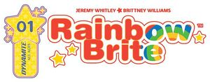 [Rainbow Brite #1 (Blank Authentix Edition) (Product Image)]