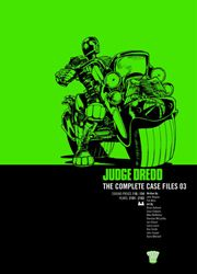 [2000AD: Judge Dredd: Complete Case Files: Volume 3 (Product Image)]