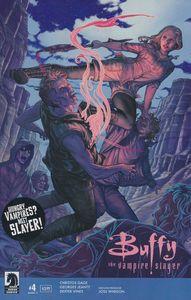 [Buffy The Vampire Slayer: Season 11 #4 (Main Morris Cover) (Product Image)]
