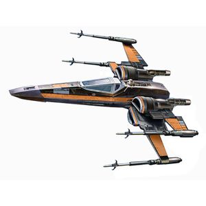 [Star Wars: The Force Awakens: Easykit: Poe's X-Wing Fighter (Product Image)]