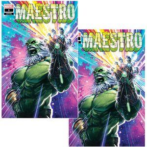 [Maestro #1 (Clayton Crain Variant Set) (Product Image)]