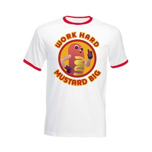 [Life Is Strange 2: T-Shirt: Hawt Dawg Man (Product Image)]