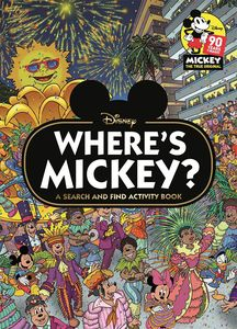 [Wheres Mickey? A Disney Search & Find Activity Book (Product Image)]
