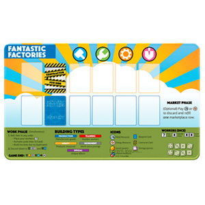 [Fantastic Factories: Fantastic Playmat (Product Image)]