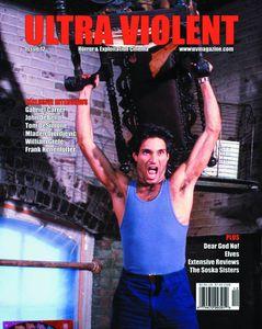 [Ultra Violent Magazine #12 (Product Image)]