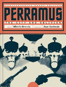 [Perramus: The City & Oblivion (Hardcover) (Product Image)]