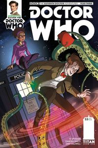 [Doctor Who: 11th Doctor: Year Three #5 (Cover A Florean) (Product Image)]