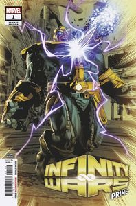 [Infinity Wars: Prime #1 (2nd Printing - Spoiler Variant) (Product Image)]