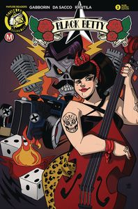 [Black Betty #3 (Cover E Trom) (Product Image)]