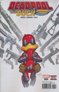 [Deadpool The Duck #4 (Product Image)]