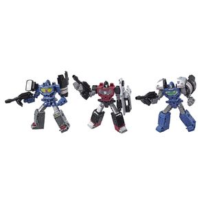 [Transformers: War For Cybertron: Siege Deluxe Action Figure Set: Refraktor Reconnaissance Team Pack (Product Image)]