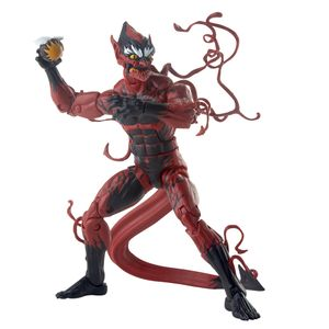 [Spider-Man: Legends Series Action Figure: Red Goblin (Product Image)]