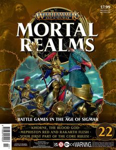 [Warhammer: Age Of Sigmar: Mortal Realms #22 (Product Image)]