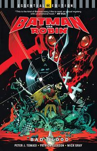 [Batman & Robin: Bad Blood (Essential Edition) (Product Image)]