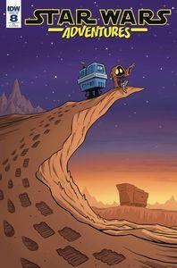 [Star Wars: Adventures #8 (Otis Frampton Incentive) (Product Image)]