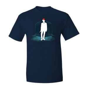 [Doctor Who: T-Shirt: Shadowfields 11th Doctor (Product Image)]