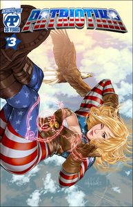 [Patriotika #3 (Cover A Chuck) (Product Image)]