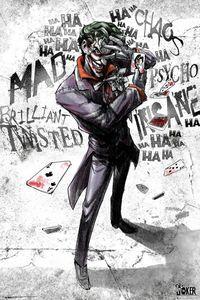 [Joker Comics: Poster: Madness (Product Image)]