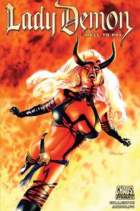 [Lady Demon: Hell To Pay (Product Image)]