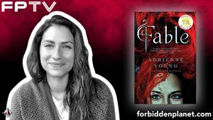 [FPTV:  Adrienne Young Introduces Fable! (Product Image)]