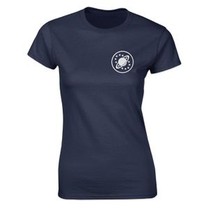 [Galaxy Quest: Women's Fit T-Shirt: Ship's Crest Costume (Product Image)]