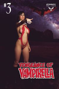 [Vengeance Of Vampirella #3 (Cover D Cosplay) (Product Image)]
