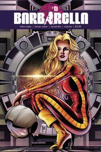 [Barbarella #6 (Cover D Jaime) (Product Image)]