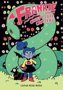 [Frankie & The Creepy Cute Critters (Hardcover) (Product Image)]