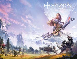 [Horizon Zero Dawn #2 (Cover B Game Art Wrap) (Product Image)]
