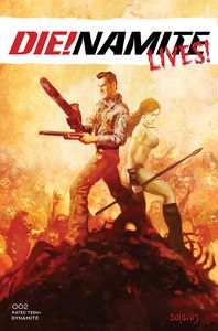 [Die!Namite Lives #2 (Cover H Suydam Non Zombie Variant) (Product Image)]