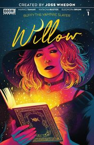 [Buffy The Vampire Slayer: Willow #1 (Cover A Bartel) (Product Image)]
