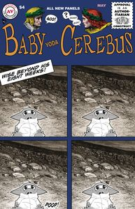 [Baby Yoda Cerebus (One Shot) (Product Image)]