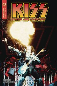 [Kiss: Blood Stardust #5 (Cover D Photo Sub Variant) (Product Image)]