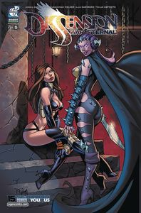 [Dissension: War Eternal #5 (Cover B Green) (Product Image)]