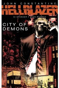 [Hellblazer: City Of Demons (Product Image)]