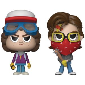 [Stranger Things: Vynl Figure 2-Pack: Steve & Dustin (Product Image)]